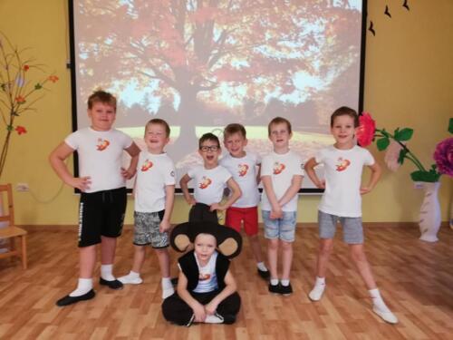 Oravakeste rühma poisid